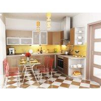 Создаем оригинальный интерьер кухни с помощь корпусной мебели