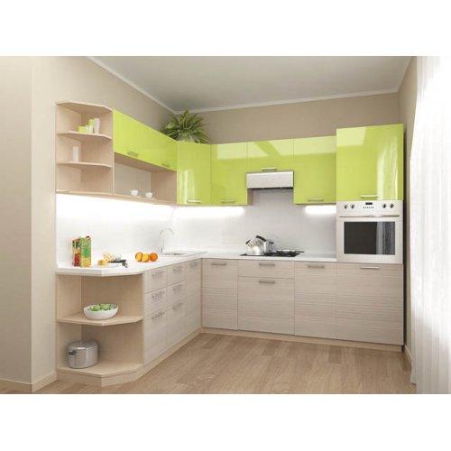 Кухня Киви-1 (2,1х2 м)