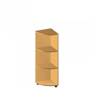 Угловой стеллаж БЮ 508 35х35х110.3 см