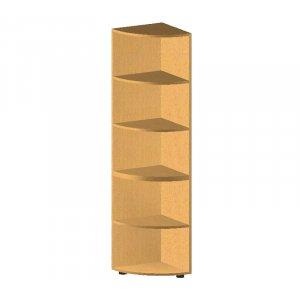 Угловой стеллаж БЮ 509 35х35х182.5 см