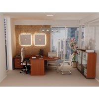 Мебель для оформления интерьера офиса