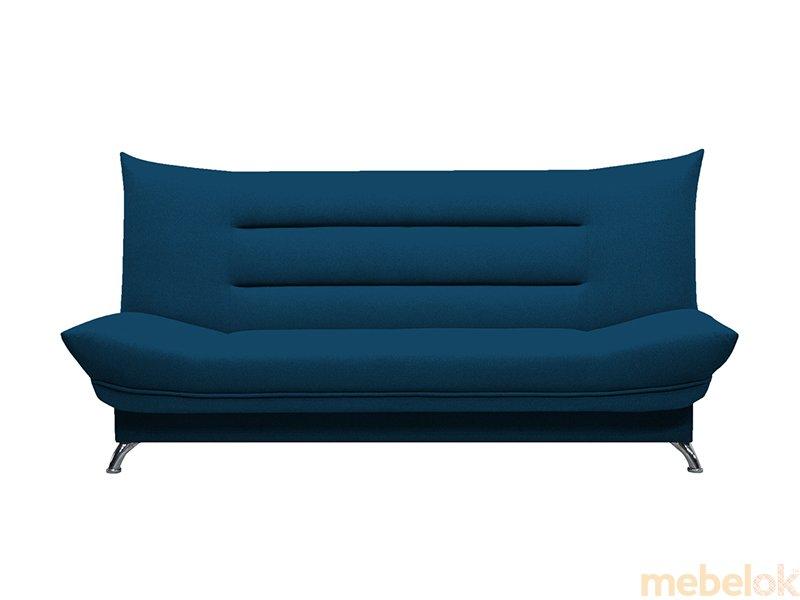 диван с видом в обстановке (Диван Морено)