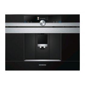 Встаиваемая кофеварка Siemens CT 636LES1