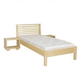 Кровать Л-142 80x190