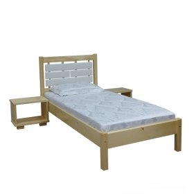 Кровать Л-146 90x190