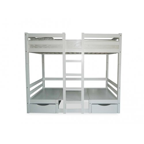 Кровать-траснформер Л-304 90х200 со столом