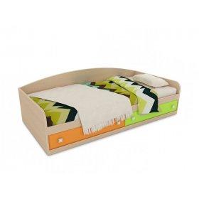 Кровать ЛКМ-103