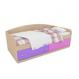 Кровать ЛКМ-104