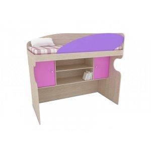 Кровать ЛКМ-108 90х195