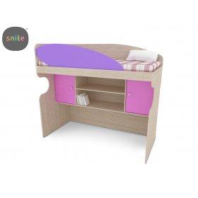 Кровать ЛКМ-108