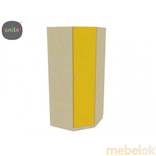Шкаф гардеробный угловой ЛКМ-504