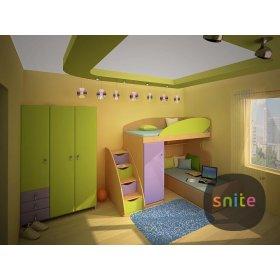 Комплект мебели L-класс 9