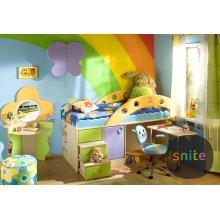 Комплект мебели Городок радуга