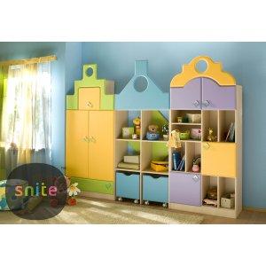 Комплект мебели Городок: утро