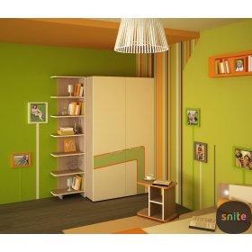 Комплект молодежной мебели Line: счастливые линии №2