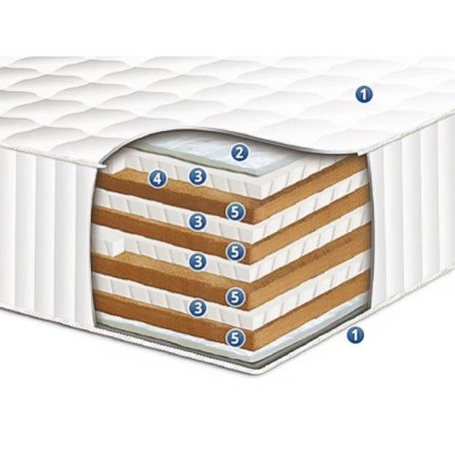 Ортопедический матрас Heo Cocos Latex 160х190