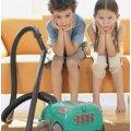 Как бороться с пылью в мягкой мебели?