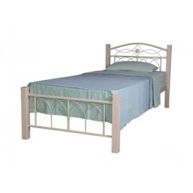 Кровать RUAN 90х200 beige