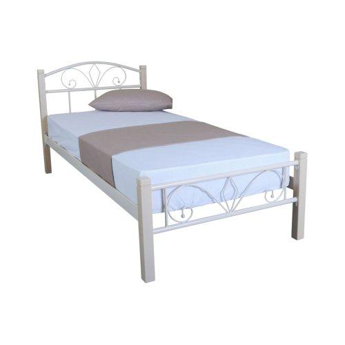 Кровать COMO 90x200 beige