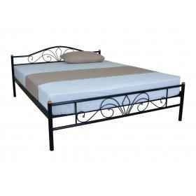 Кровать LUCCA 160х200 black