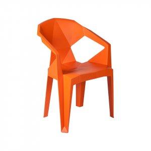 Кресло пластиковое Muze Mandarin Plastic