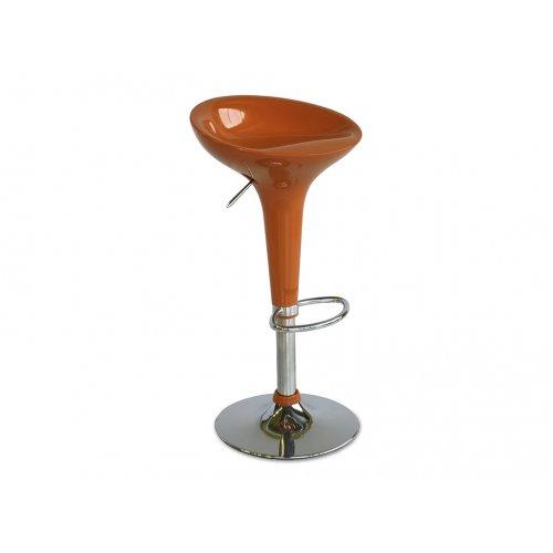 Барный стул Густаво (оранжевый)