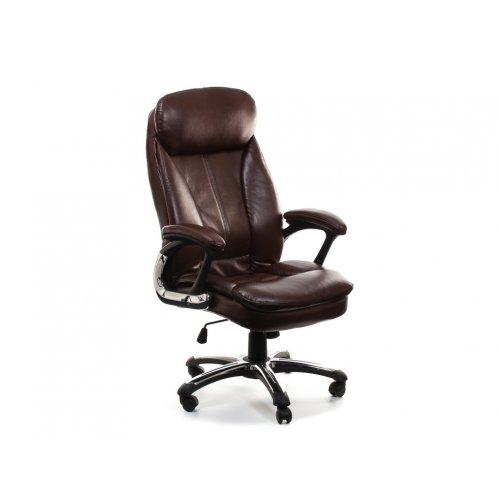 Кресло офисное Марко (коричневое)