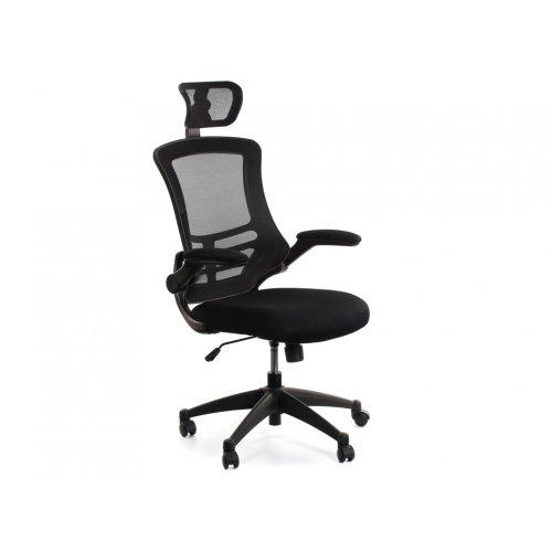 Кресло офисное Данте (черное)