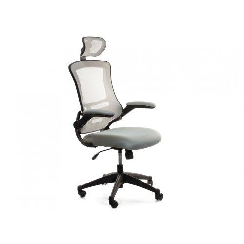 Кресло офисное Данте (серое)