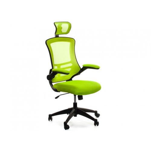 Офисное кресло Данте в зелёном цвете