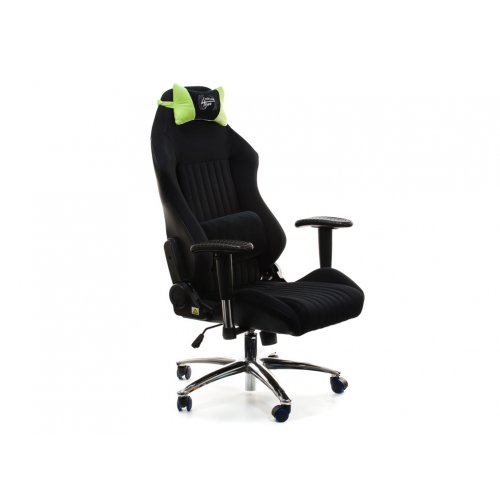 Кресло офисное Фаусто (черное)