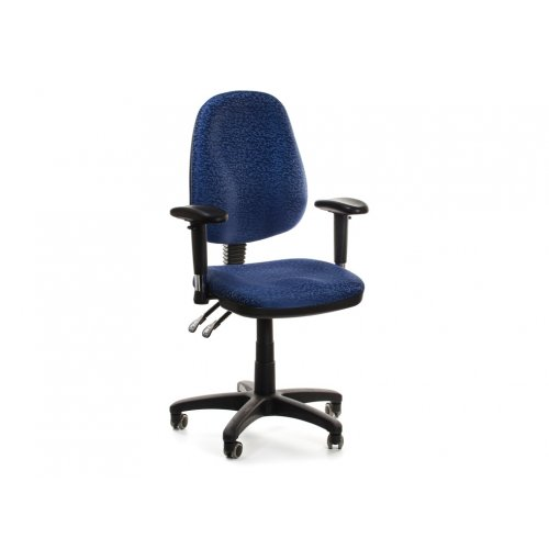 Кресло офисное Дебора (синее)