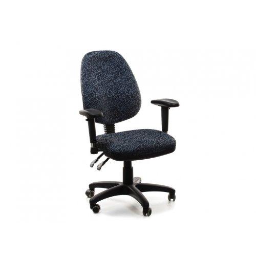 Кресло офисное Дебора (серое)