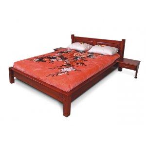Кровать Гармония ольха 160х200