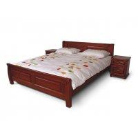 Кровать Лана дуб 140х200