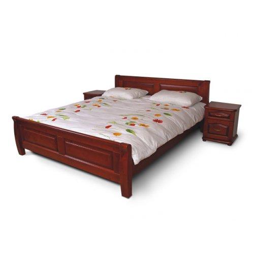Кровать Лана дуб 160х200