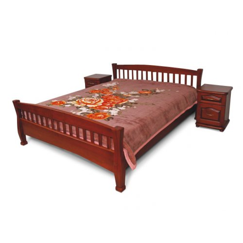 Кровать Верона дуб 160х200