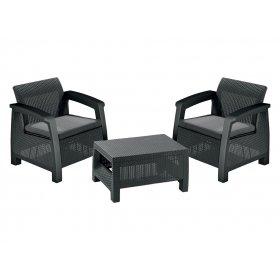 Комплект мебели Bahamas weekend серый