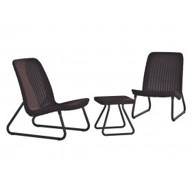 Комплект мебели Rio patio set коричневый