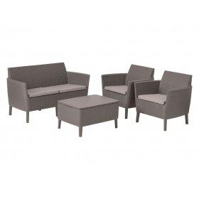 Комплект мебели Salemo set бежевый