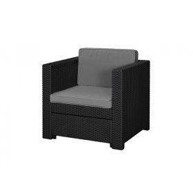 Кресло Provence armchair серое