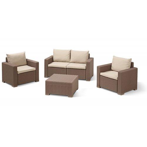 Комплект садовой мебели California 2 seater