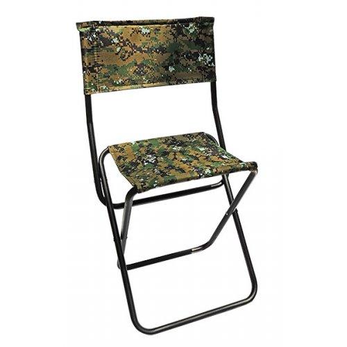 рыбацкие стулья со спинками