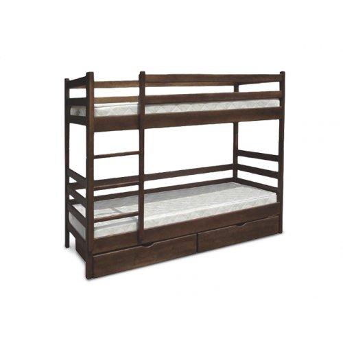 Двухъярусная кровать Засоня 80х200