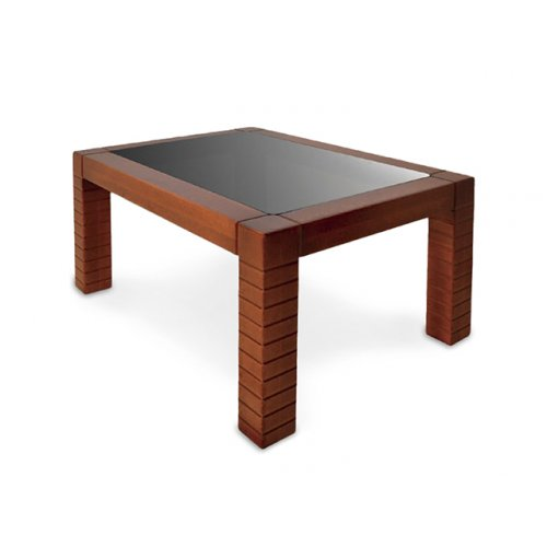Деревянный журнальный столик Милан