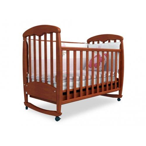 Детская кроватка Соня ЛД-1 ольха
