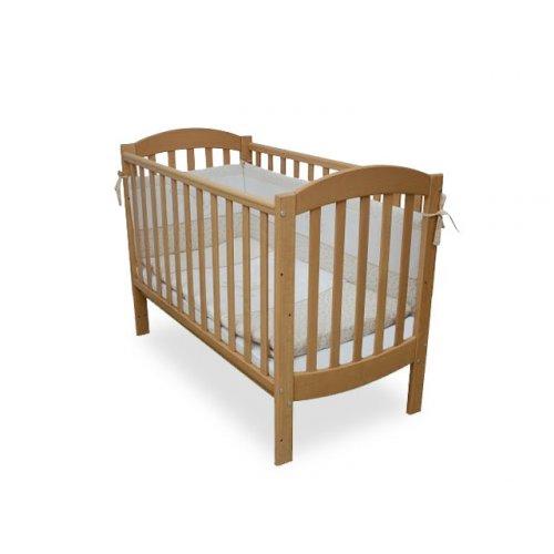 Детская кроватка Соня ЛД-10 бук