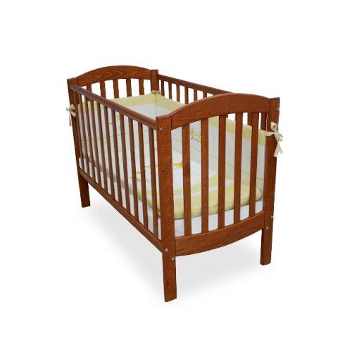 Детская кроватка Соня ЛД-10 ольха маятник