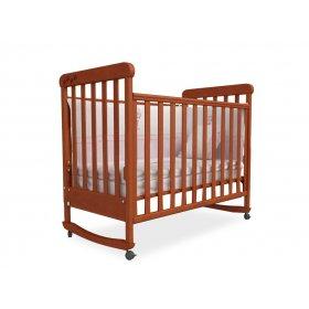 Детская кроватка Соня ЛД-12 ольха