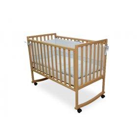 Детская кроватка Соня ЛД-13 бук
